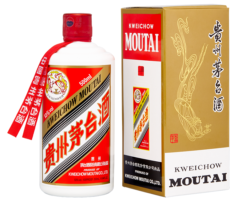 Moutai Flying Fairy Image